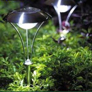 Фото - Стильні рішення ліхтариків для саду