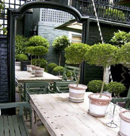 Фото - дзеркала для саду примножать його красу