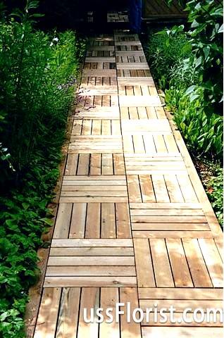 Фото - Як зробити доріжки в саду