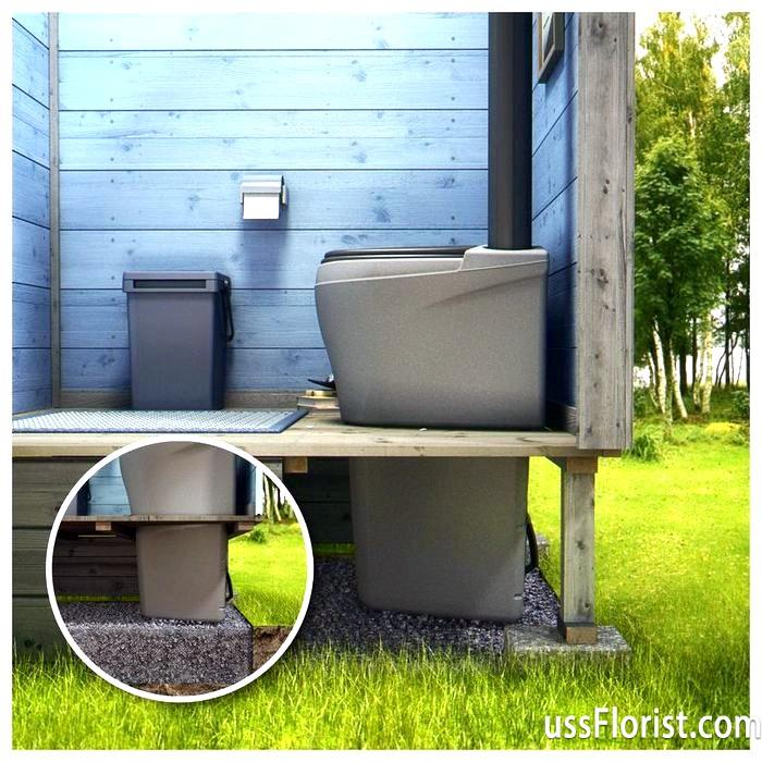 Фото - Торф'яної туалет для дачі