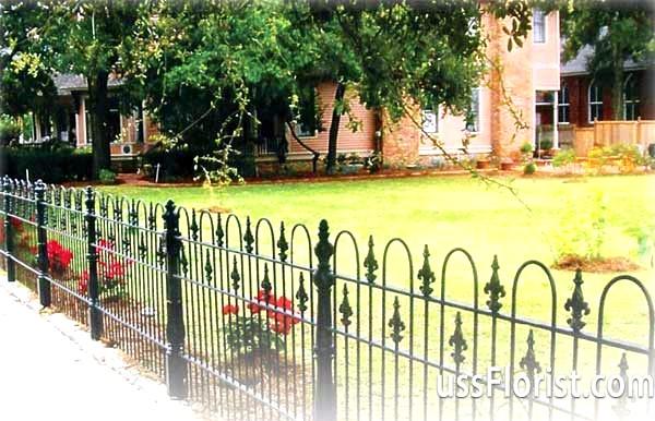 Фото - Декоративні паркани для дачі фото