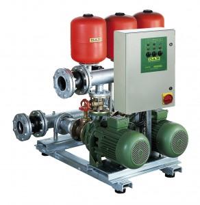 Фото - обладнання для підключення насосної станції