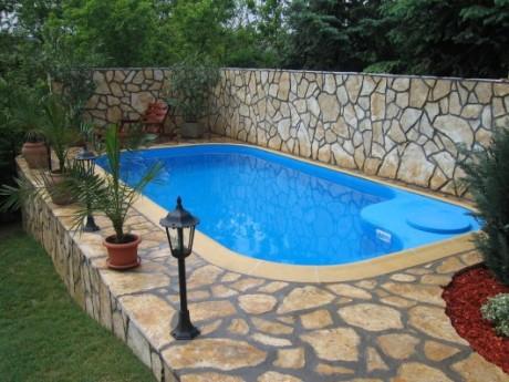 Фото - Готовий басейн з плівки ПВХ