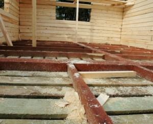 Як зробити чорнову підлогу в будинку? Варіанти пристрою і монтажу