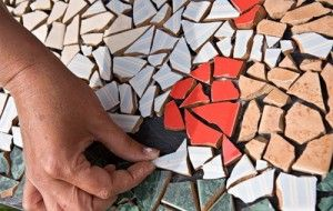 Фото - Як зробити бордюри для клумб своїми руками