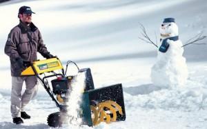 Як зробити снігоприбирач своїми руками: опис збірки саморобного снігоочисника