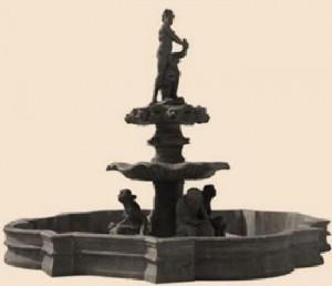 Фото - Класичний фонтан для присадибної ділянки