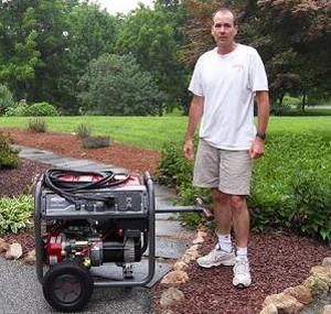Як вибрати генератор для дачі: переваги бензинових і дизельних установок