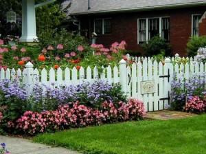 Кантрі сад - втілення гармонії і неспішності сільського життя