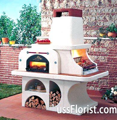 Фото - Будівництво літньої кухні на дачі