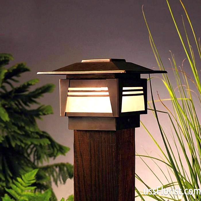 Фото - світлодіодні ландшафтні світильники