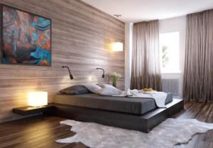 Оздоблення стін ламінатом: варіанти дизайну, монтаж своїми руками