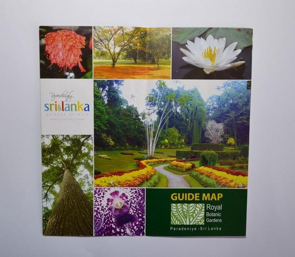 Фото - Брошура з короткою історією ботанічного саду