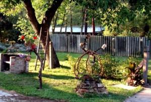 Падалка для саду і дачі своїми руками