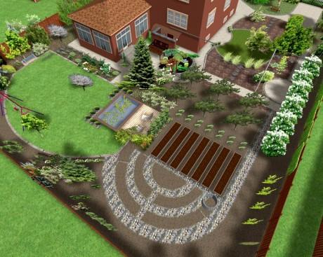 Фото - сад і город