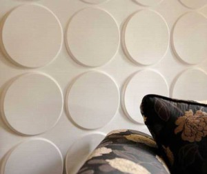 Сучасний дизайн інтер'єру за допомогою 3D шпалер і фотошпалер