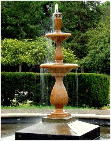 Фото - Фонтани для саду оснащуються зануреними або поверхневими насосами