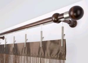 Види карнизів для штор та їх використання в інтер'єрі