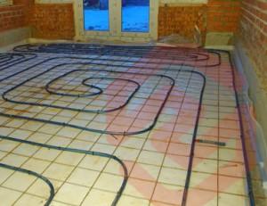 Водяна тепла підлога своїми руками