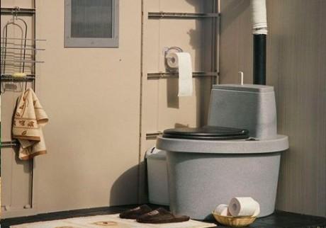 Фото - Торф'яної біотуалет для дачі
