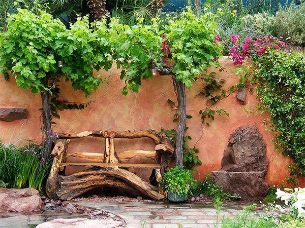Фото - Чудова ідея для саду - оригінальний рутарий