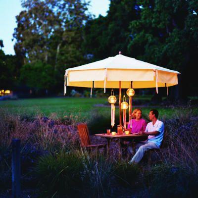 Фото - Ліхтарики - цікава ідея для саду і дача