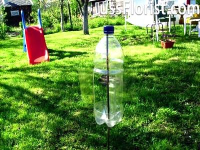 Вертушки з пластикових пляшок – фото