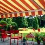 Дачні шатри і садові тентові альтанки