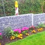 Декоративні огорожі для саду – паркани пергони
