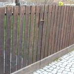 Дерев'яний паркан. Як побудувати огорожі з дерева для дачі