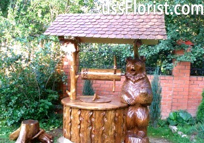 Будиночок з ведмедем – фото