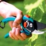 Інструменти для обрізки дерев. Сучкорези садові механічні Гардена. У чому особливості цього садового інструменту