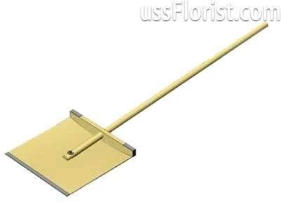 Дерев'яна лопата – фото