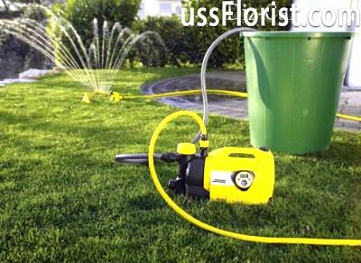 Бочковим насосом можна качати воду з ємностей до 1,2 м. Глибиною – фото