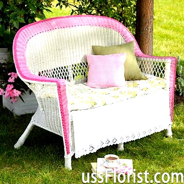 Меблі для саду і дачі