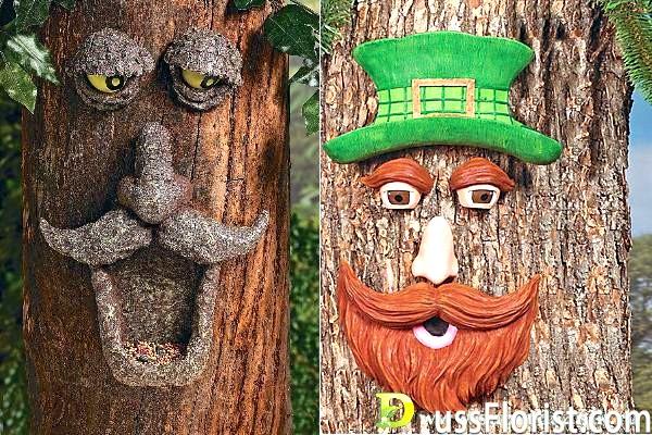 Падалка для дачі з дерева