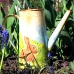 Садові вироби своїми руками