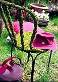 Садові скульптури - мохом поросло