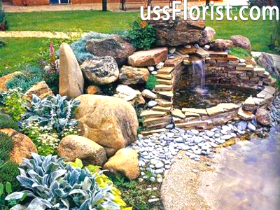 Поєднання каменів в композиції – фото